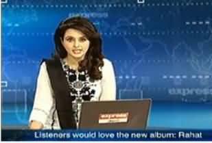 Express News 9pm Bulletin - 12th June 2014