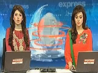 Express News 9pm Bulletin – 19th April 2014