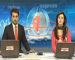 Express News 9pm Bulletin - 19th March 2014