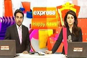 Express News 9pm Bulletin – 31st March 2014
