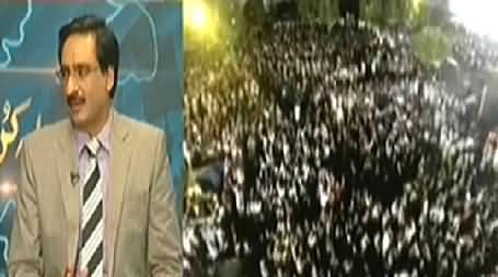 Express News (Khawaja Asif Special Interview) 12PM To 12AM - 27th August 2014