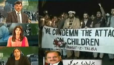 Express News (Saniha Peshawar Special Transmission) – 16th December 2014