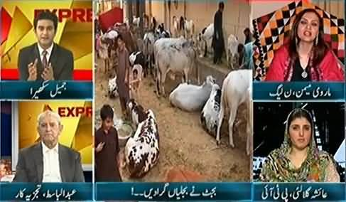 Express News Special (Discussion on Budget) - 3rd June 2016