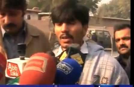 Eye Witness Telling How Terrorists Attacked Army Public School Peshawar