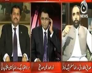 Face 2 Face - 28th July 2013 (Kia Mamnoon Hussain Ghair Janib Dar Sadar Ban Sakein Ge ?)