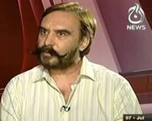 Face 2 Face - 7th July 2013  (Pak Bharat Dosti...Kis Bunyad Par??)