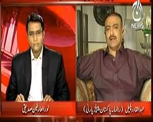 Face 2 Face (Abdul Qadir Patel Exclusive Interview) – 8th March 2014