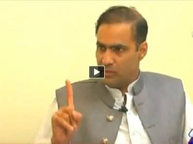 Face 2 Face (Abid Sher Ali Exclusive Interview) - 30th November 2014