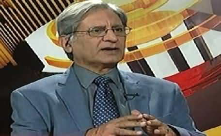 Face 2 Face (Chaudhry Aitzaz Ahsan Exclusive Interview) – 9th November 2014