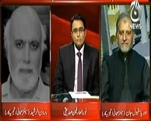 Face 2 Face (Dosron Par Tanqeed Karne Wala Media Apna Ehtesaab Kab Kare Ga?) - 14th December 2013