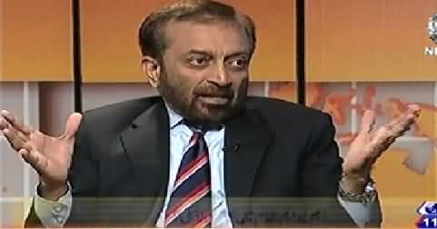 Face 2 Face (Dr. Farooq Sattar Exclusive Interview) – 26th October 2014