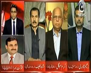 Face 2 Face (Indian Lover Nawaz Govt. Jasoos Drone Kyun Nahi Utaar pai?) - 21st December 2013