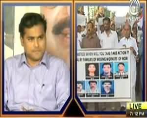 Face 2 Face (Kia Operation Karachi k Masail Ko Haal Kar Paye Ga??) - 14th September 2013