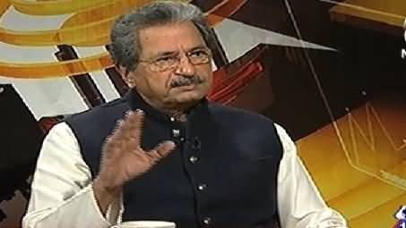 Face 2 Face (Shafqat Mahmood Exclusive Interview) - 14th December 2014