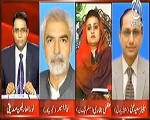 Face 2 Face (Taraqi Ke Khawab Dikhane Wali PMLN Kahan Gai?) – 4th January 2014