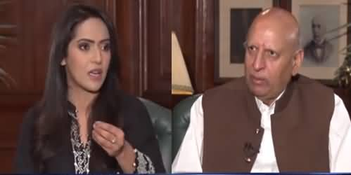 Face to Face (Ch Mohammad Sarwar Exclusive Interview) - 10th September 2021