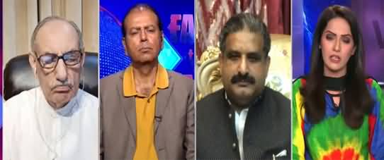Face to Face (DG ISI Appointment Deadlock) - 15th October 2021