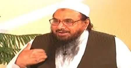 Face To Face (Hafiz Muhammad Saeed Special Interview) - 8th May 2014