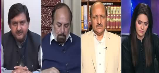 Face to Face (Is New NAB Ordinance An NRO?) - 8th October 2021