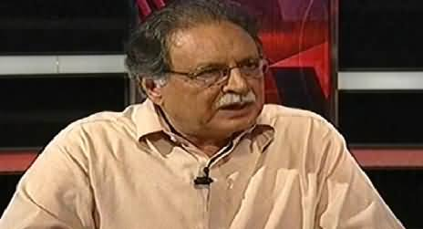 Face To Face (Pervez Rasheed Exclusive Interview) - 24th July 2014
