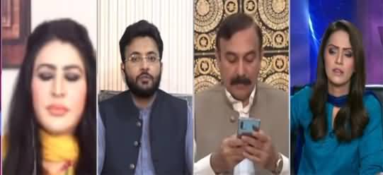 Face to Face (Shahbaz Ki Parwaz Mein Rukawat Kaun?) - 8th May 2021