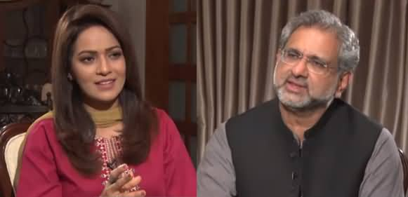 Face to Face (Shahid Khaqan Abbasi Exclusive Interview) - 5th March 2021