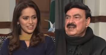 Face to Face (Sheikh Rasheed Exclusive Interview) - 22nd February 2020