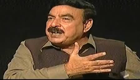 Face To Face (Sheikh Rasheed Special Interview) - 22nd May 2014