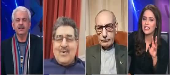 Face to Face with Ayesha Bakhsh (Aik Thi PDM) - 17th January 2021