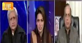 Face to Face with Ayesha Bakhsh (Aleem Khan's Arrest) – 8th February 2019