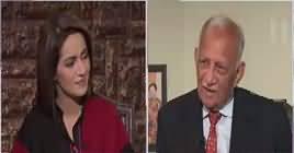 Face to Face with Ayesha Bakhsh (Benazir Ne NRO Kyun Kia?) – 28th December 2018