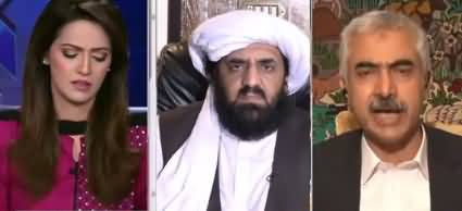 Face to Face with Ayesha Bakhsh (Fazal ur Rehman Dharna) - 4th October 2019