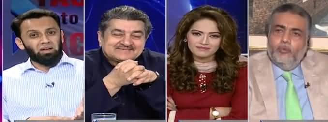 Face to Face with Ayesha Bakhsh (Judge Arshad Malik Press Release) - 7th July 2019