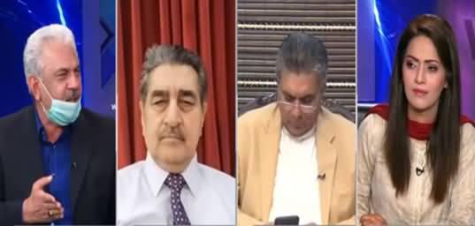 Face to Face with Ayesha Bakhsh (Maryam Vs Bilawal) - 28th March 2021