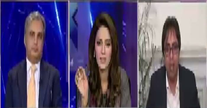 Face to Face with Ayesha Bakhsh (NRO Ka Chance?) – 9th February 2019
