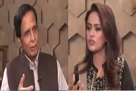 Face to Face with Ayesha Bakhsh (Pervez Elahi Exclusive Interview) – 24th November 2018