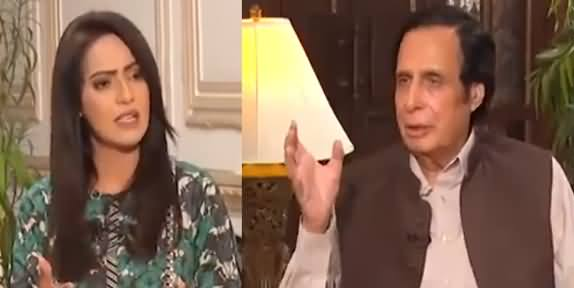 Face to Face with Ayesha Bakhsh (Pervez Elahi Exclusive Interview) - 28th August 2021