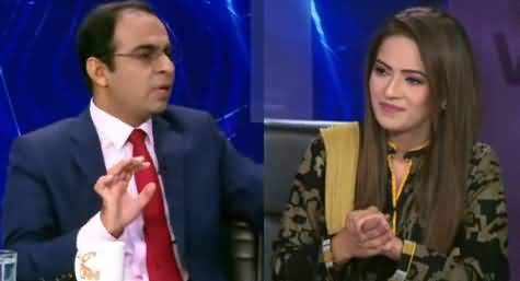 Face To Face with Ayesha Bakhsh (Qasim Ali Shah Exclusive Interview) - 8th September 2019