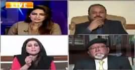 Face to Face with Ayesha Bakhsh (Sahiwal Incident) – 25th January 2019