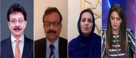 Face to Face with Ayesha Bakhsh (What Is Govt's Policy About Lockdown?) - 25th April 2021