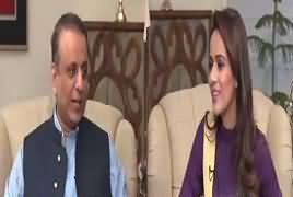 Face to Face with Ayesha Bakhsh (Who Is Real CM Punjab) – 21st October 2018