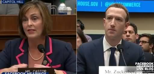 Facebook CEO Mark Zuckerberg Grilled by Congressmen For Three Hours, Complete Video