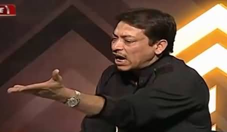 Faisal Raza Abidi Bashing Pakistani Media Anchors And Journalists