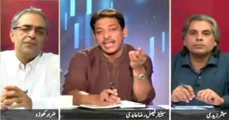 Faisal Raza Abidi Blasts on Media For Not Speaking Against Corruption
