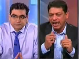 Faisal Raza Abidi Criticizing Pakistani Media on Receiving Foreign Funding