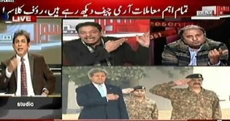 Faisal Raza Abidi Exposed PMLN Govt Corruption in 3G License & Iran Gas Pipelines
