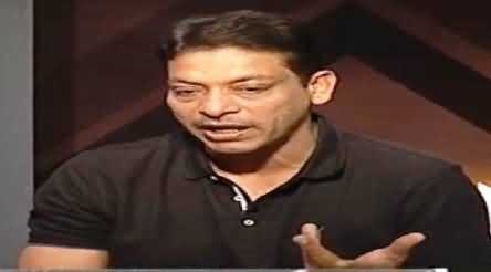 Faisal Raza Abidi First Time Discloses the Reason of His Differences with PPP Leaders