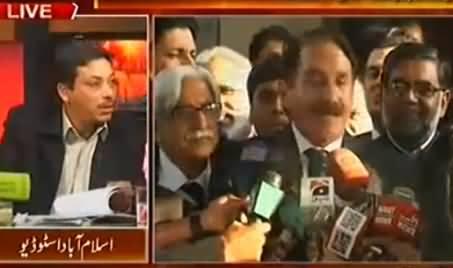 Faisal Raza Abidi Shocking Revelation About Iftikhar Chaudhry and Serving Judges of Supreme Court