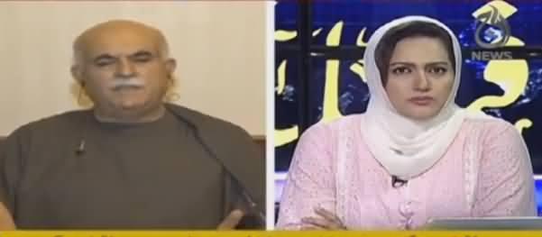 Faisala Aap Ka (Mehmood Achakzai Exclusive Interview) - 10th August 2016