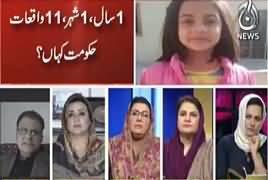 Faisla Aap Ka (8 Sala Bachi Se Ziadati Aur Qatal) – 10th January 2018